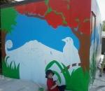 Mural 3 February